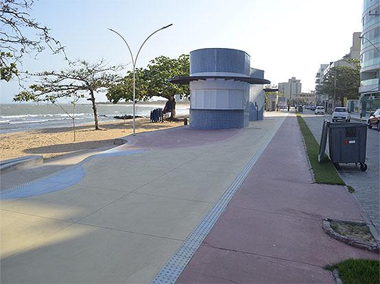Na reta final, paisagismo será a nova etapa das obras no balneário de Castelhanos