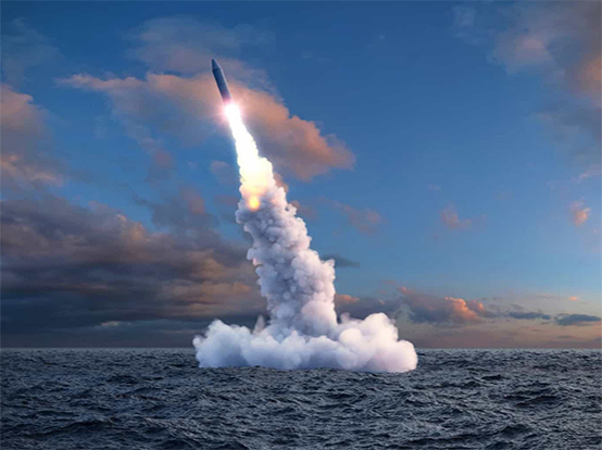 Coreia do Norte diz ter lançado novo tipo de míssil de submarino