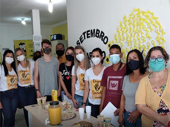 Unidade de Saúde Mental de Marataízes promove ação com os pacientes